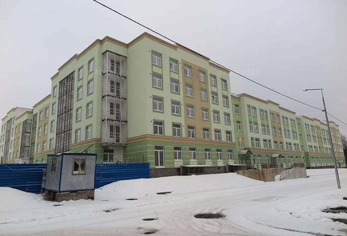ЖК «Новое Сертолово» (февраль 2017)