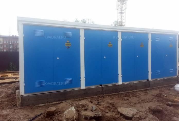ЖК «Дом с фонтаном»: территория строительства (июль 2017)