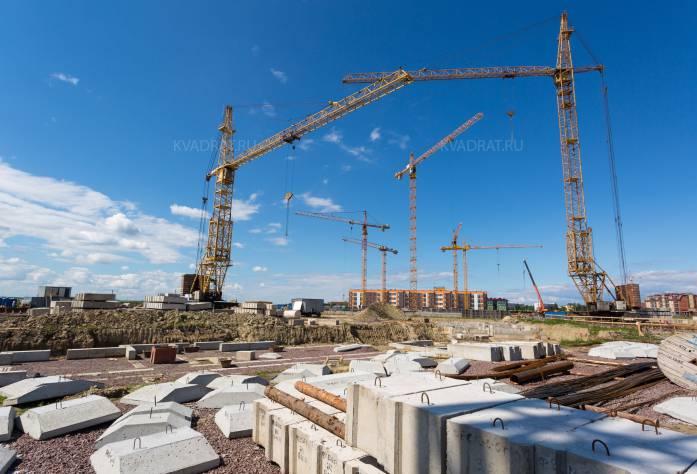 ЖК «СолнцеPark»: ход строительства (август 2017)