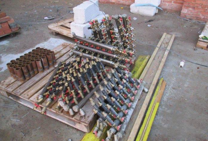 ЖК «Ижора Парк»: ход строительства (август 2017)