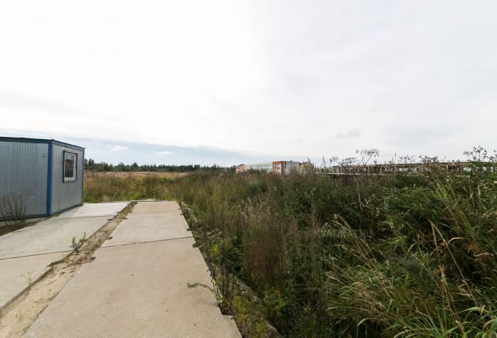 Участок строительства ЖК «Green Park»: октябрь 2017