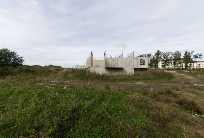 ЖК «Азбука»: участок строительства (октябрь 2017)