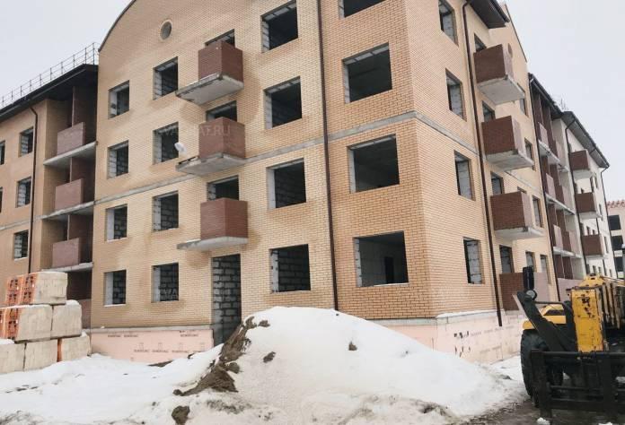 МЖК «Итальянский квартал»: ход строительства