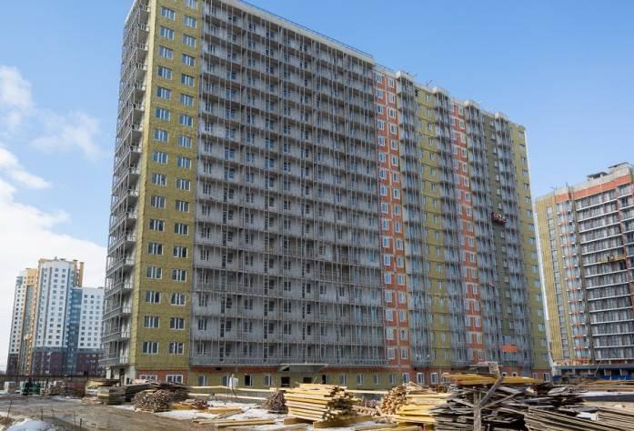 Жилой комплекс «4YOU»: март, 2018