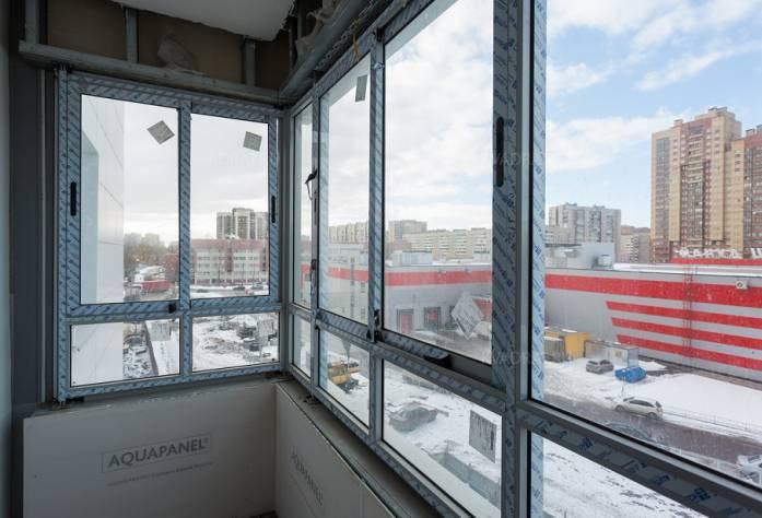 Жилой комплекс «Космосstar»: ход строительства; март, 2018