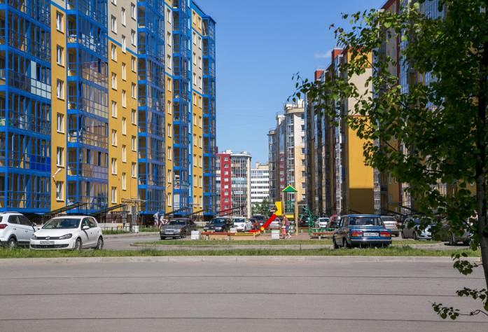 ЖК «Южная Поляна», май