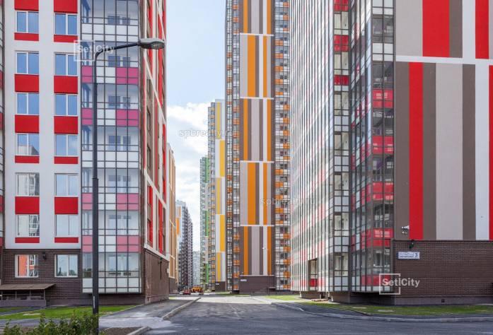 ЖК «Семь столиц», квартал «Лондон»: июнь 2018 г.