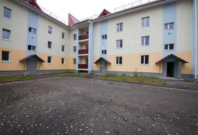 ЖК в посёлке Семиозерье