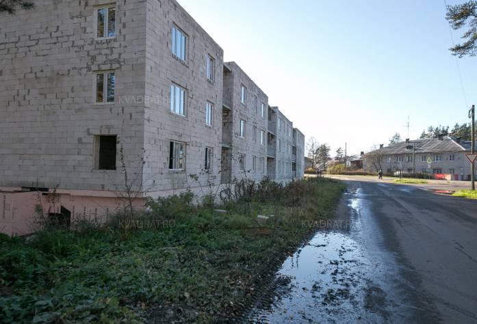 Жилой комплекс «Дом на Лесной улице»