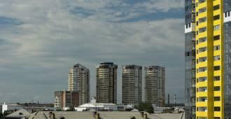 Как менялась застройка в российских городах