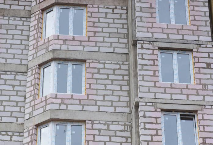 ЖК «SKAZKA»: ход строительства (05.10.15)