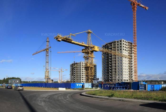ЖК «Новоорловский»: ход строительства (27.08.2015)