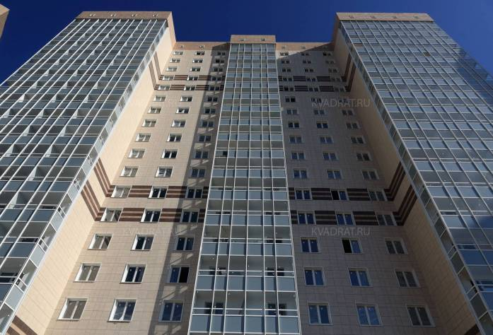 ЖК «Паркола» ход строительства (28.09.2015)