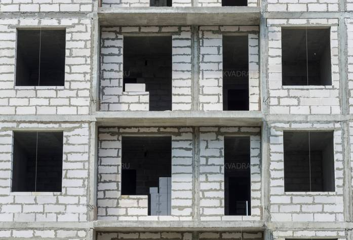 Строительство ЖК «Петергоф Парк» (28.08.2015)