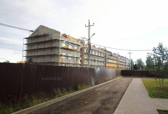 ЖК «Румболово Сити» (27.08.2015)