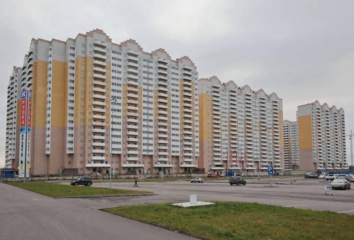 ЖК «Каменка» (декабрь 2015)