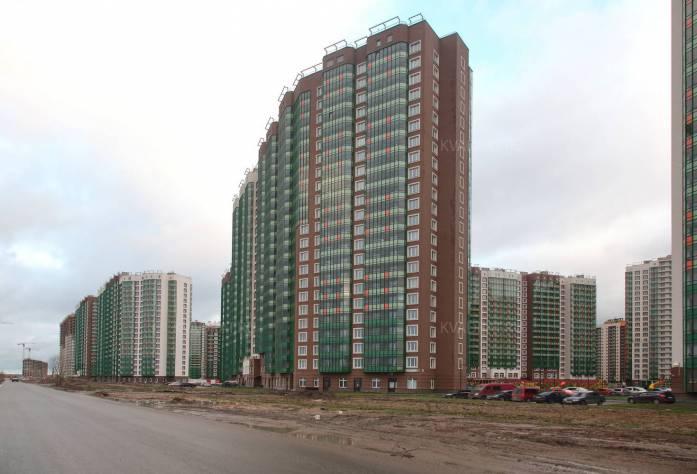 ЖК «GreenЛандия» (декабрь 2015)