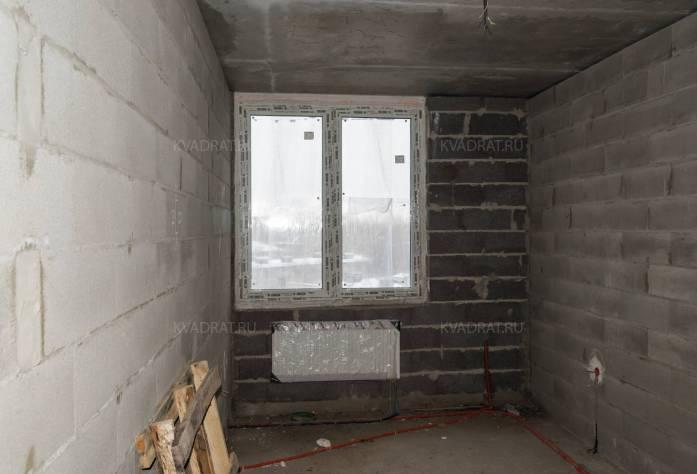 Строительство ЖК «Green City» (внутри здания): 05.02.16