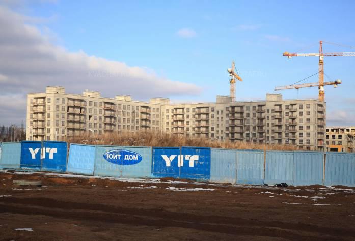 ЖК «Новоорловский»: ход строительства