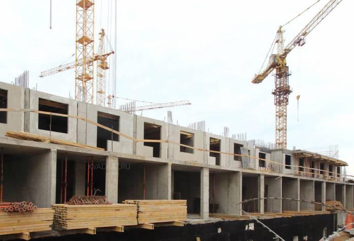 ЖК «Парголово»: ход строительства