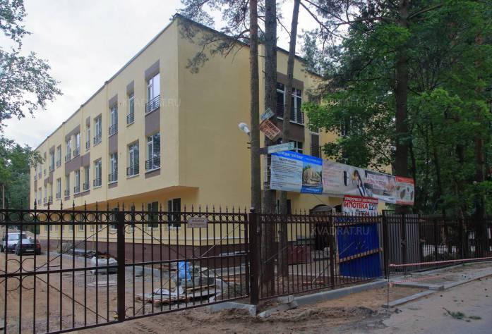 Жилой комплекс «Булгаков»