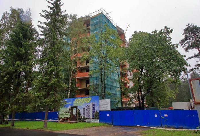 Жилой  комплекс «Зеленый Город» (строительство)