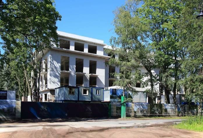 МФК «Резиденция на Каменном»