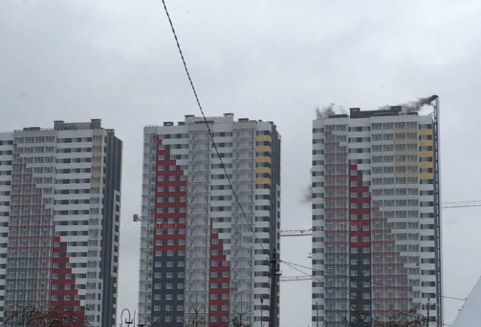 ЖК «Невские Паруса»: ход строительства (ноябрь 2016)
