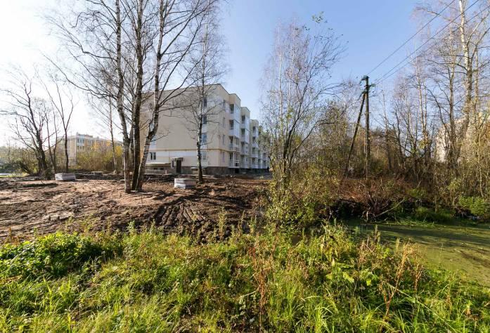 Жилой комплекс «Горбунки-2» (октябрь 2016)