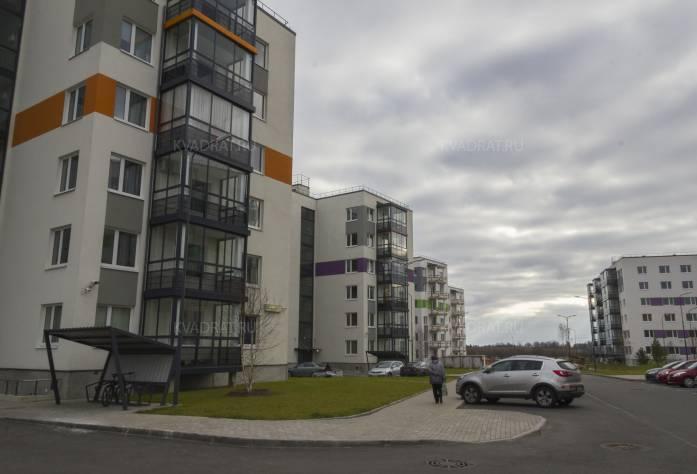 ЖК Gröna Lund: октябрь 2016