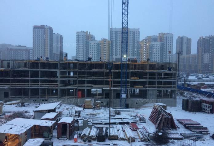 Жилой комплекс «4YOU»: декабрь 2016