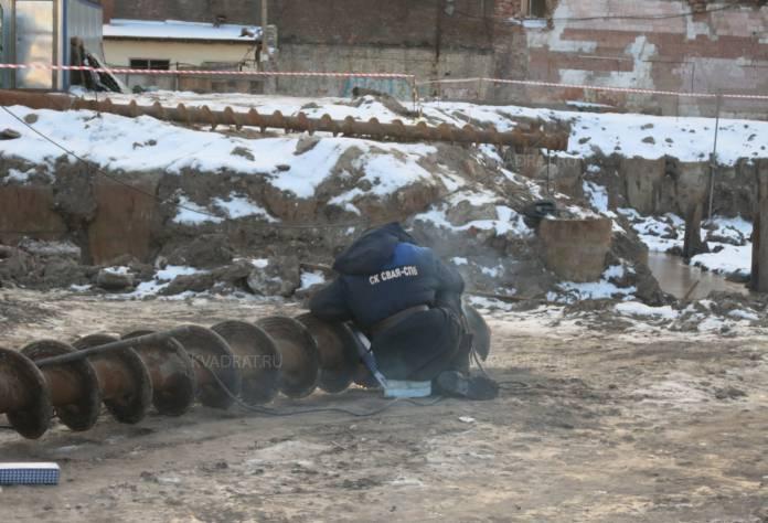 МФК «Prime Residence»: ход строительства (январь 2017)