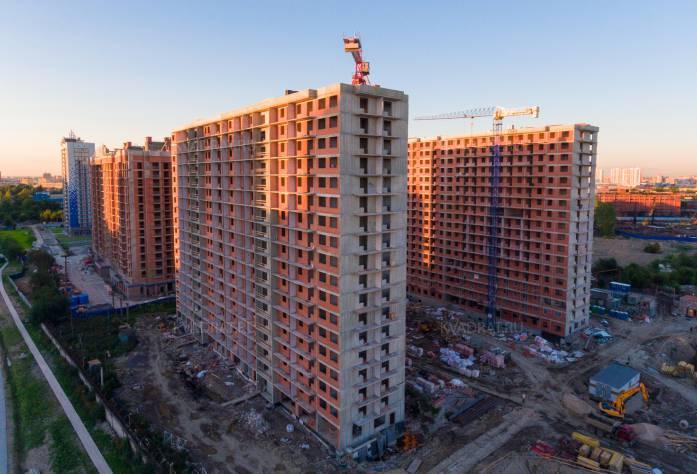 Жилой комплекс «4YOU»: август 2017