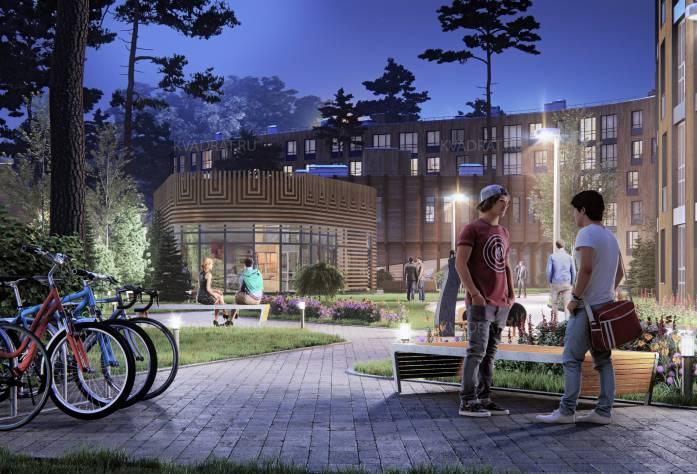 Санаторно-курортный комплекс «Светлый мир «Внутри»: визуализация