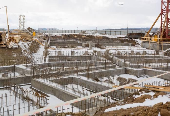 ЖК «All inclusive»: ход строительства; март, 2018